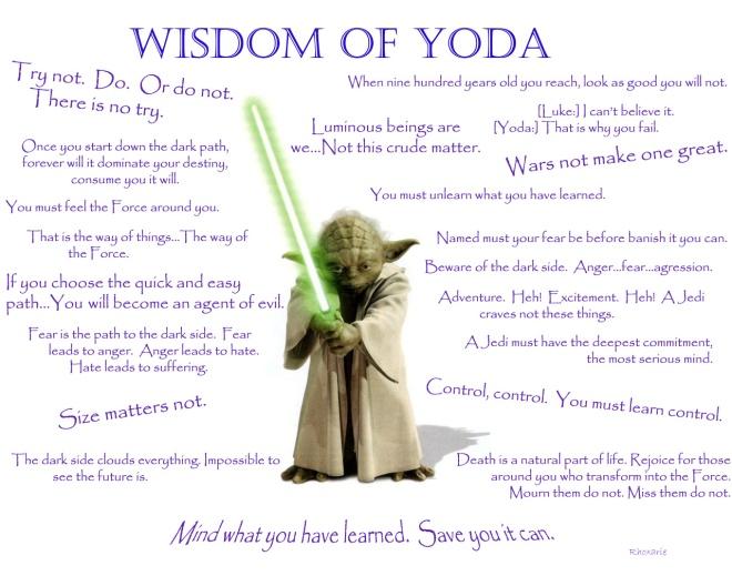 Yodawisdom